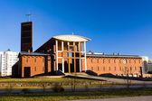 Nowoczesny kościół katolicki — Zdjęcie stockowe