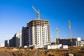 Apartment house building — Stock Photo