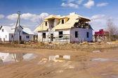 房屋建筑 — 图库照片