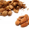 Almond kernels — Stock Photo #5383364