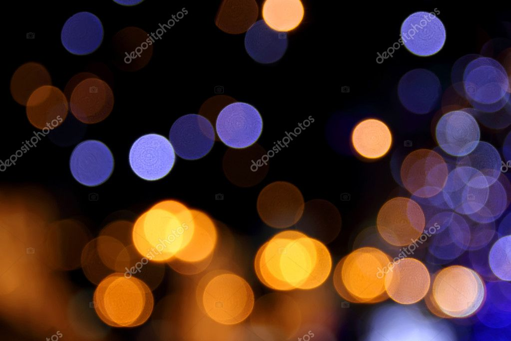 Abstract background of defocused shiny lights. photo — Stock Photo #5382771