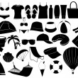 Royalty-Free Stock Vector Image: Illustration of summer vacation objects
