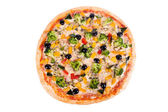 Pizza Vegetarian — Stock Photo