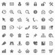 Website & Internet icons — Stock Photo