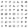 Social media icons - Stock Photo