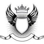 Heraldry design — Stock Vector #5630907