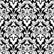 Royalty-Free Stock Vector: Damask seamless pattern