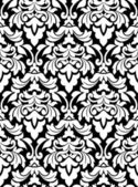 Damask seamless pattern — Stockvector