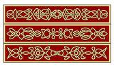 Keltische ornamenten — Stockvector