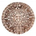 Mayan calendar — Stock Photo #6531321