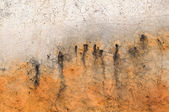 Rust Grunge Mould Background — Stock Photo