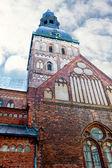 Katedra kopuła — Zdjęcie stockowe