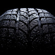 Car tire — Stock Photo #5752170