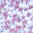 500 Euro Banknotes — Stock Photo #6035073