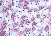 500 Euro Banknotes — Stock Photo