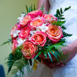 Bridal bouquet — Stock Photo #6276814