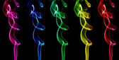 Smoke art — Stock Photo