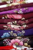 Sjaals — Stockfoto