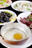 Mesa de desayuno de estilo turco — Foto de Stock