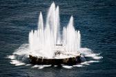 Fountain on the Goldenhorn — Stock Photo