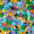 Stock Photo: Semi precious stones