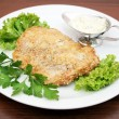 Fried meat — Stock Photo #6024560