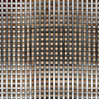 Black and silver grid background — Stockfoto