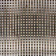 Black and silver grid background — Stock Photo