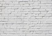 白いレンガ壁 — ストック写真
