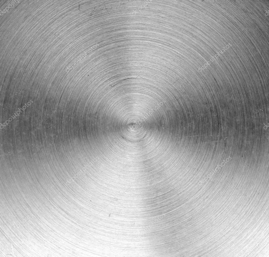Brushed metal texture abstract background  — Stock Photo #6133624
