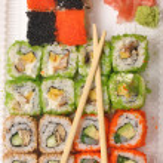 Sushi — Stock Photo