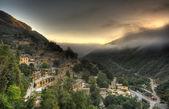 Dreamy Masooleh village — Stock Photo