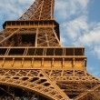 Eiffel Tower and blue sky — Stock Photo #6293464