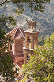 Mahairas Monastery. 12th century. Cyprus. — Stock Photo