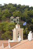El monasterio santo de la virgen de kykkos — Foto de Stock