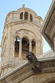 Bell Tower of Phaneromeni church — Stock Photo