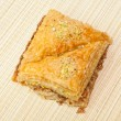 Stock Photo: Greek desert Baklava