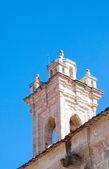 Kyrkans klockstapel — Stockfoto