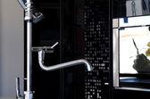 Faucet close up — Stock Photo