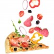 Pizzslice — Stock Photo #5971143