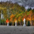 France, park of Versailles palace - Stock Photo