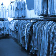 Стоковое фото: Interior of a shopping mal
