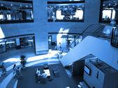 Modern alışveriş merkezi — Stok fotoğraf