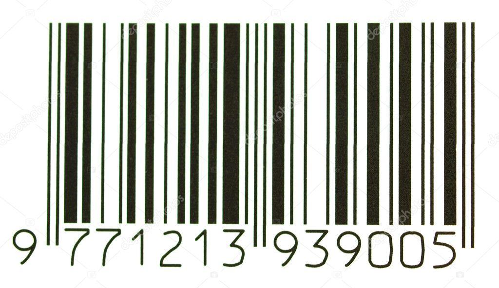 Как сделать на декларации штрих код