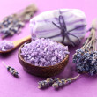 Lavender soap. — Stock Photo #5627856