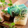 Royalty-Free Stock Photo: Piece of natural soap.