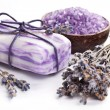 Lavender soap. — Stock Photo #5965349