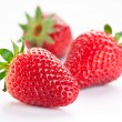 Appetizing strawberry. — Stockfoto