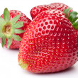 Appetizing strawberry. - Foto de Stock