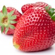 Appetizing strawberry. - Stock fotografie